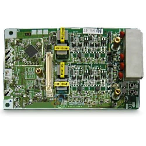 Card mở rộng 4 trung kế KX-HT82480