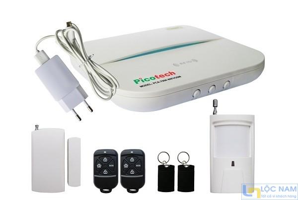 Báo trộm không dây PCA-7000 WIFI/GSM