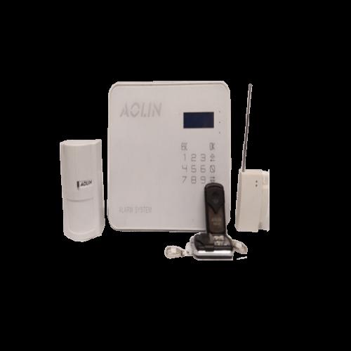 Bộ trung tâm báo động (có dây+không dây) AL-8088