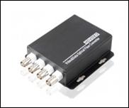 Bộ chuyển đổi Quang HDTEC Video Converter 4 Port BNC