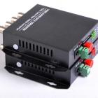 Bộ chuyển đổi HDTEC Video Converter 4 Port BNC + RS485 Data Cho Camera Analog