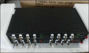 Bộ chuyển đổi quang HDtec 16 Port BNC Video