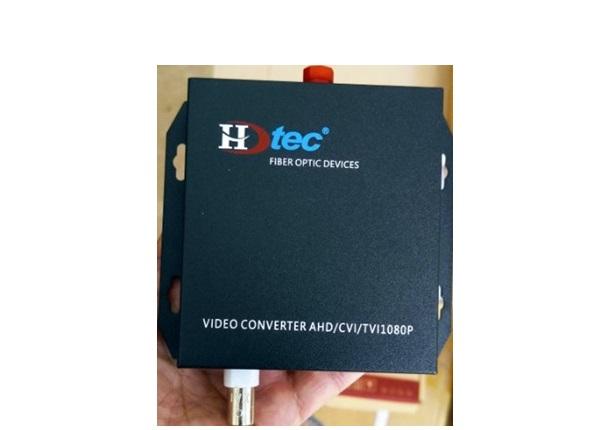 Bộ chuyển đổi Quang HDTEC Video Converter 1 Port BNC