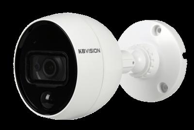 Camera HDCVI hồng ngoại 4Mp KBvision KX-4001C.PIR
