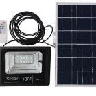 Đèn pha năng lượng mặt trời 100W NLSL 100W COB/SMD